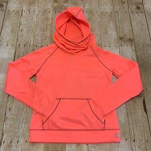 RBX | Neon Orange Cowl Hoodie
